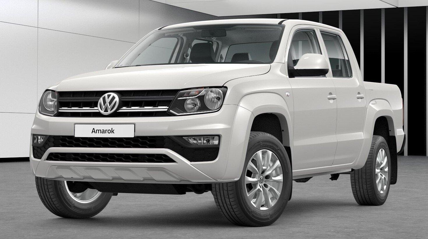 VW lança Amarok Comfortline Biturbo automática, versão intermediária mais equipada