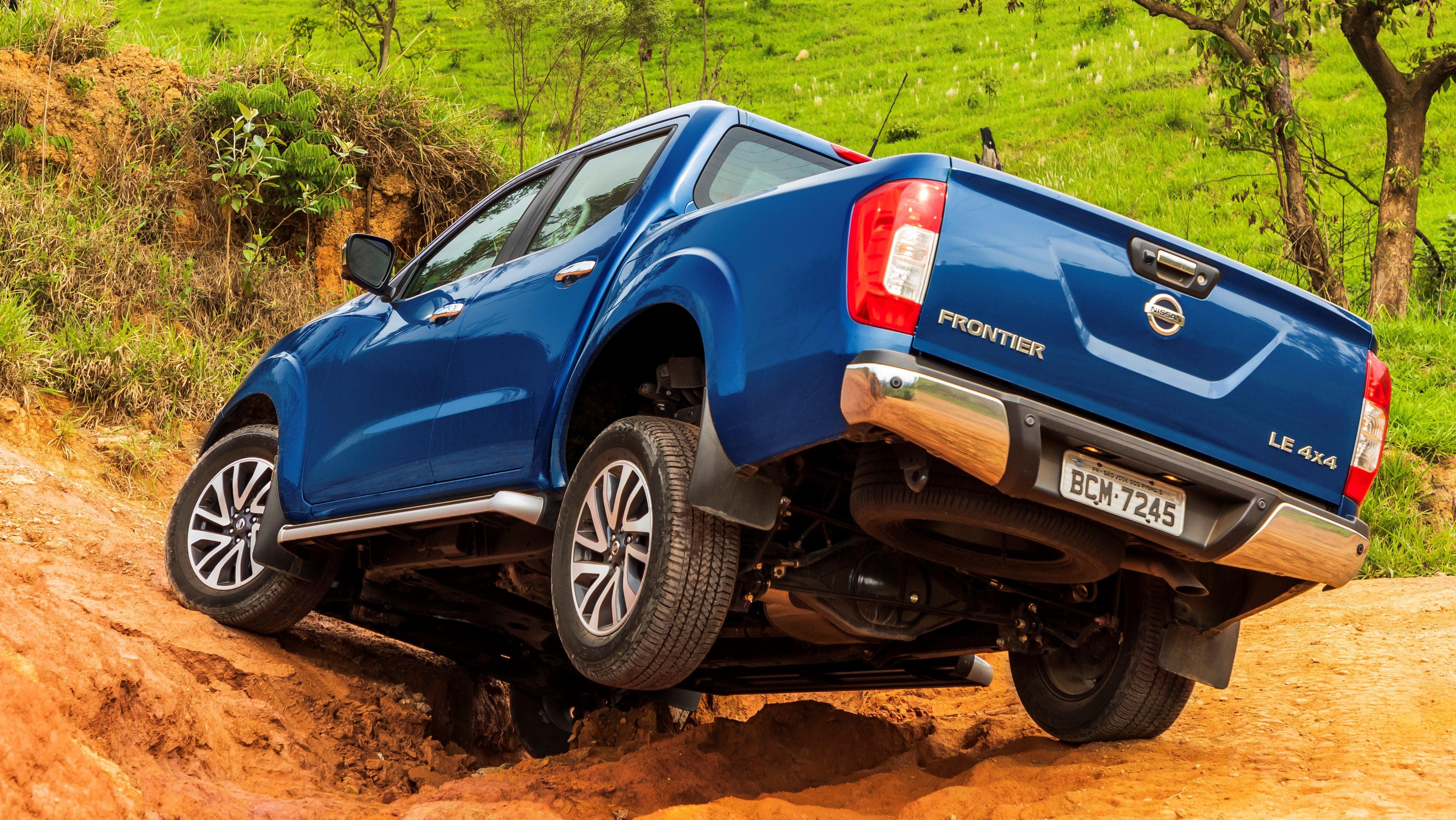 Nissan Frontier 2019 Chega Trazendo Diversas Melhorias Mecanicas E