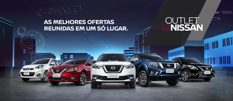 Outlet Nissan: a oportunidade de garantir ofertas imperdíveis online neste início de ano!