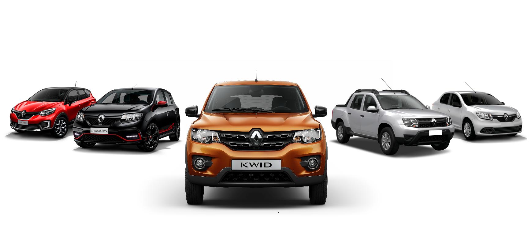 Renault inicia ano de 2019 registrando crescimento de participação no mercado brasileiro