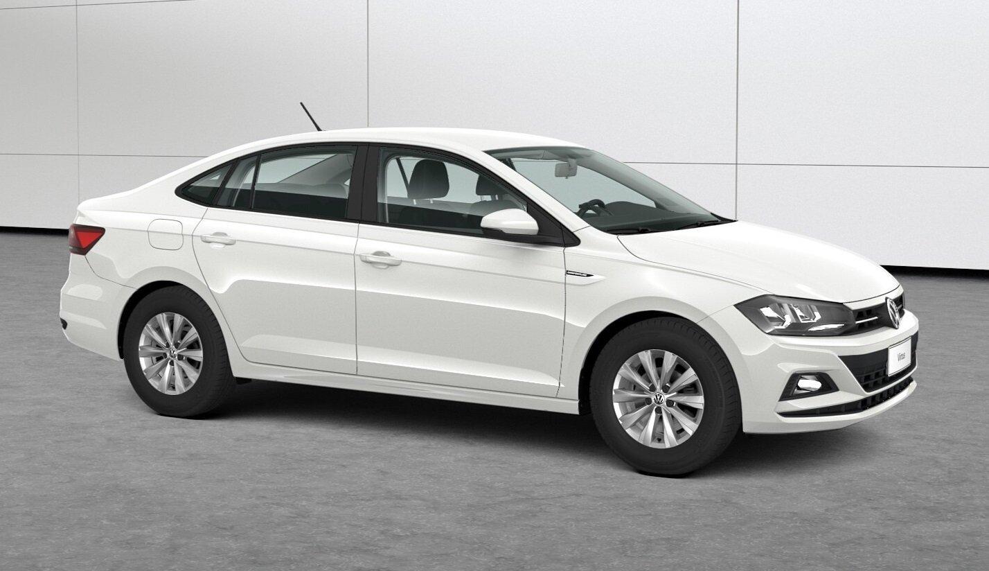 Volkswagen aumenta em 57% as vendas para taxistas no Brasil; Virtus e Voyage automáticos se destacam
