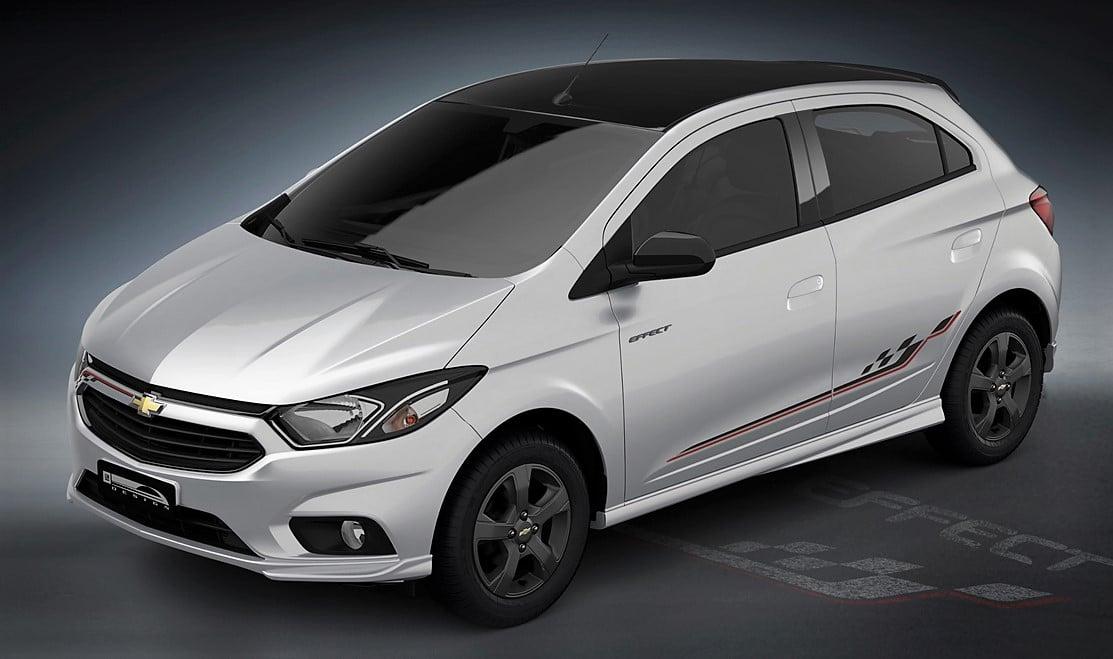Chevrolet Onix é, pelo quarto ano consecutivo, o automóvel mais vendido do Brasil
