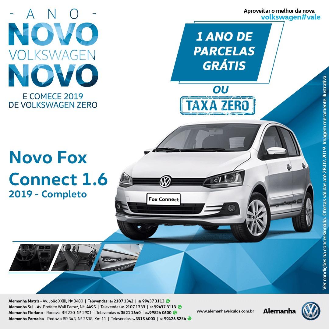 Garanta seu Volkswagen 2019 com as melhores condições na Alemanha Veículos! Veja as ofertas