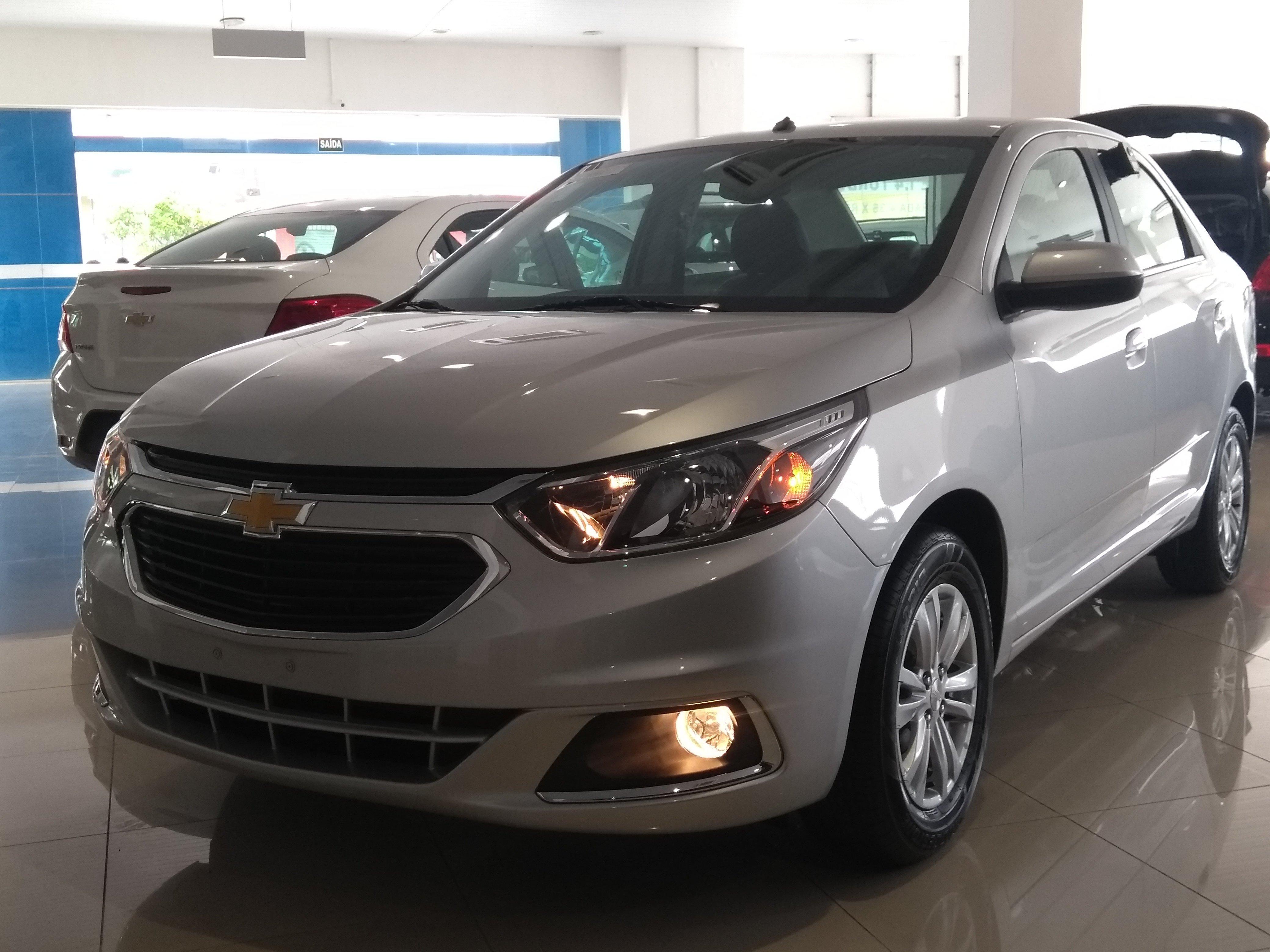 Chevrolet Cobalt 2019: um carro que se destaca pelo conforto e amplo espaço interno