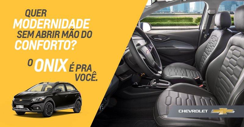 Conheça os atributos do Chevrolet Onix: o carro mais vendido do Brasil está melhor na linha 2019!