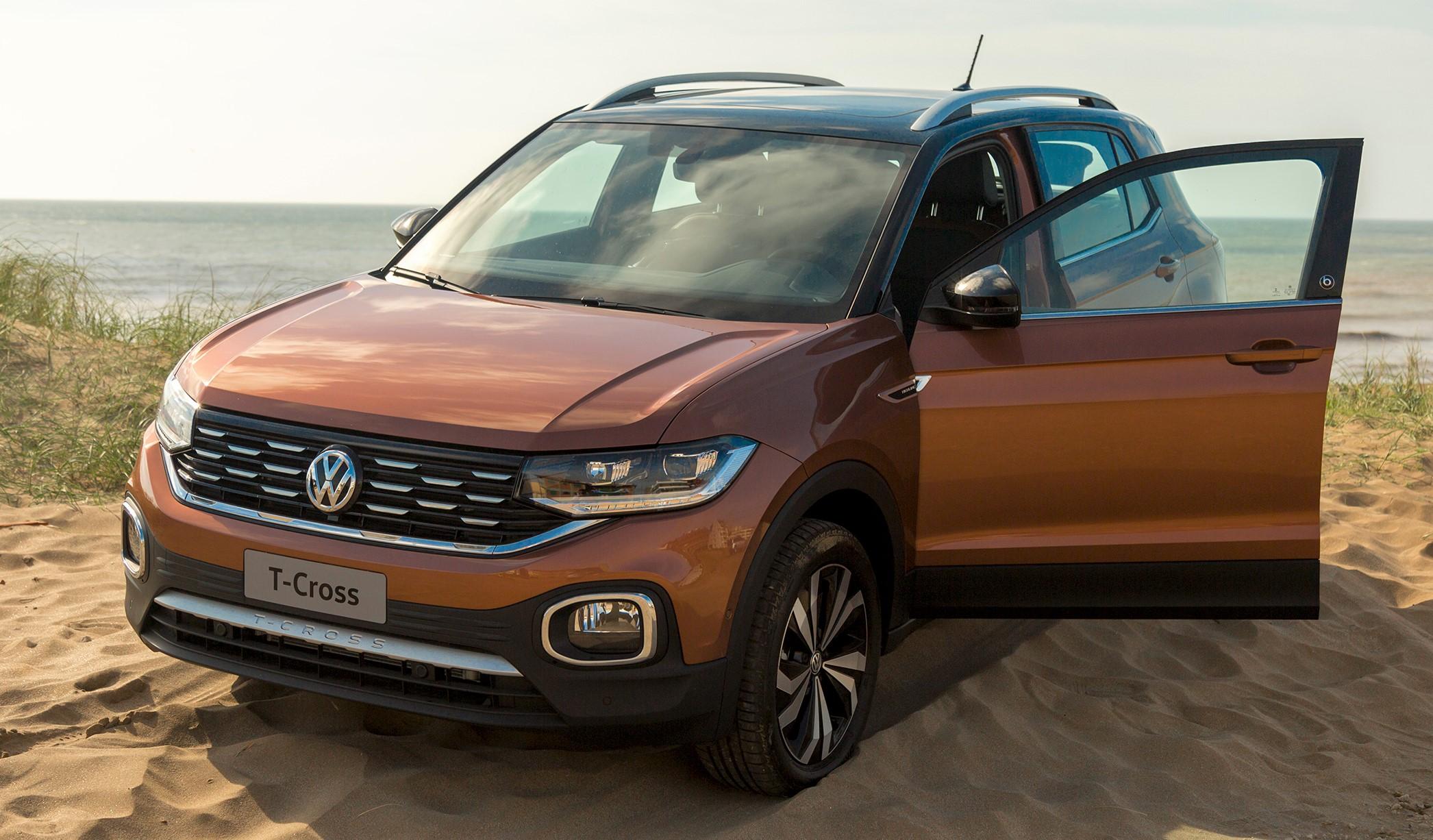 Volkswagen T-Cross tem pré-venda relâmpago somente nesta terça: garanta o seu com condições especiais