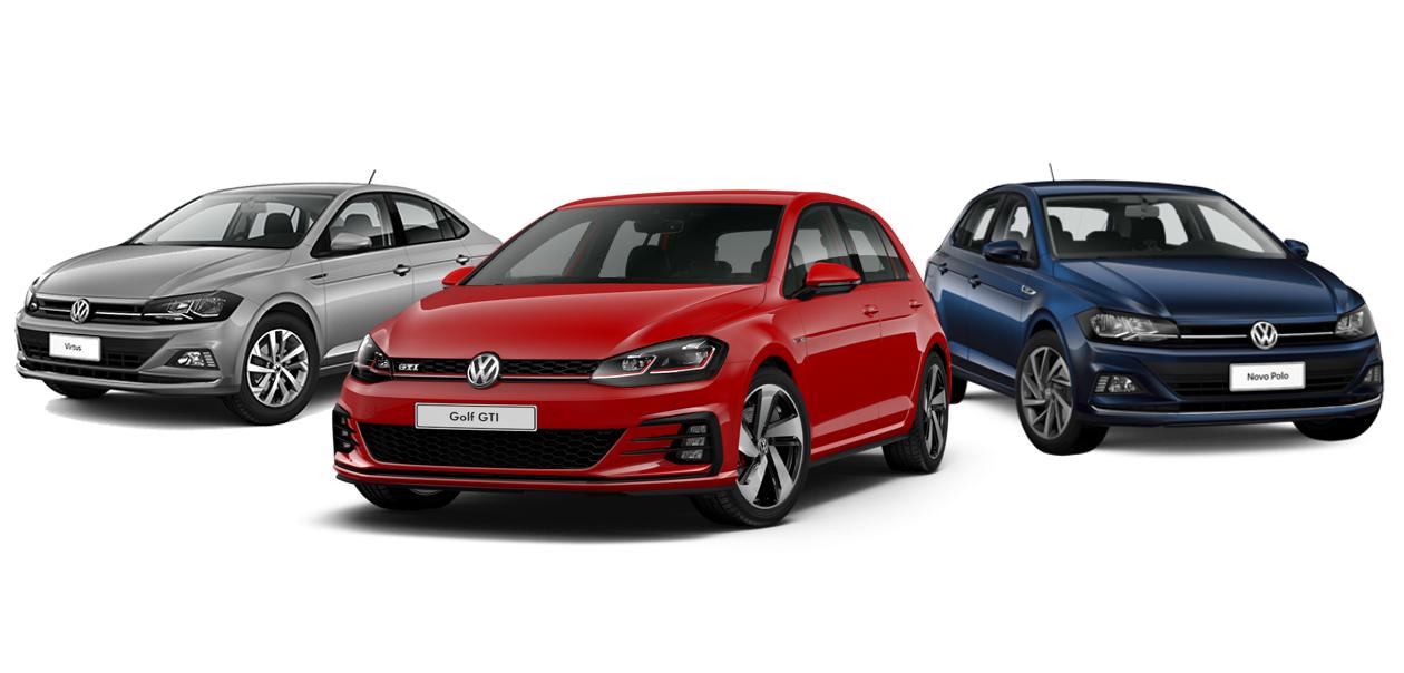 Volkswagen Polo, Golf e Virtus estão entre os carros que mais mantiveram valor de revenda no Brasil