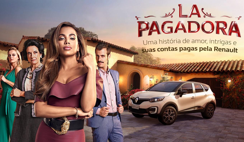 Promoção La Pagadora Renault garante até R$ 2.500,00 para você pagar contas ou gastar como quiser!