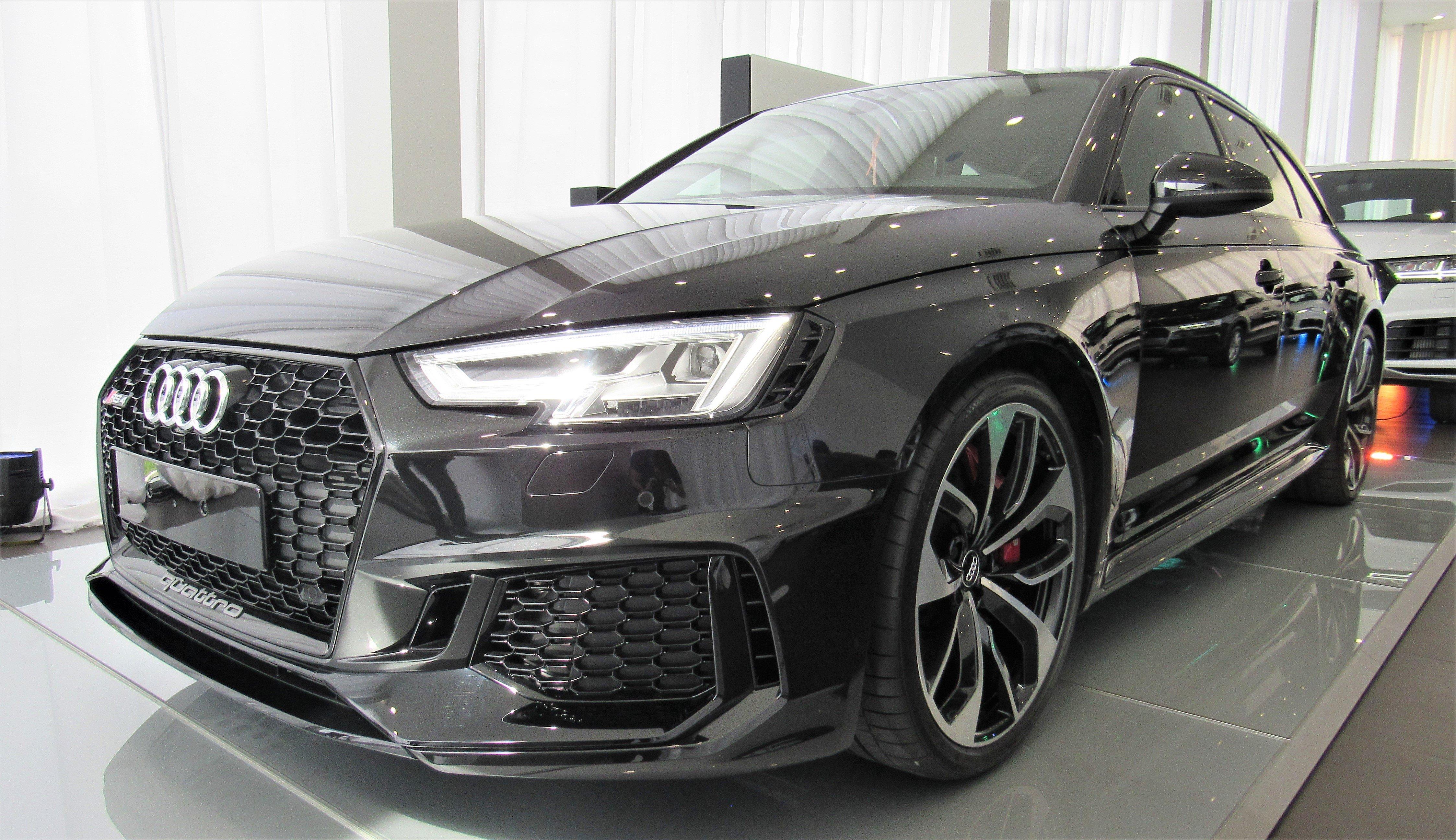 Audi RS4 Avant chega ao Piauí com motor V6 de 450 cavalos e refinamento surpreendente