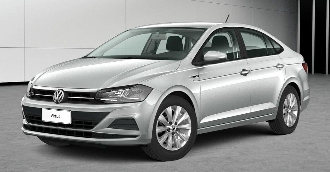 Volkswagen Virtus 1.6 Automático surpreende pelo conforto, espaço interno e segurança