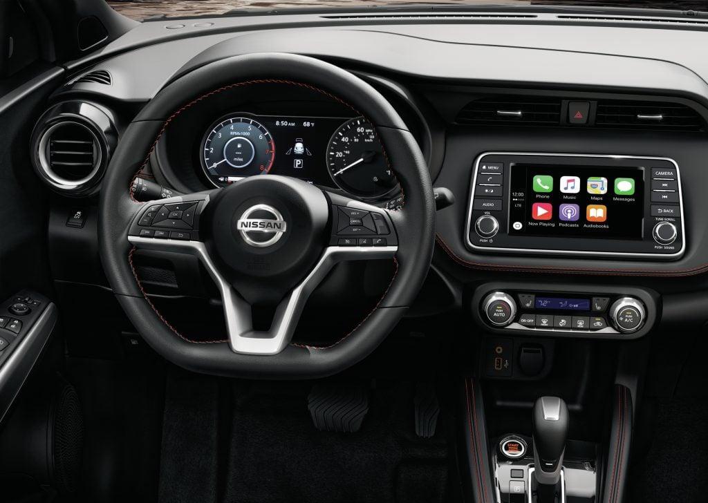 """Nissan Kicks é finalista da premiação internacional """"Os 10 Melhores Interiores"""""""