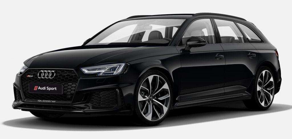 Audi RS4 Avant acelera o coração dos fãs de alta performance, com seus 450 cavalos