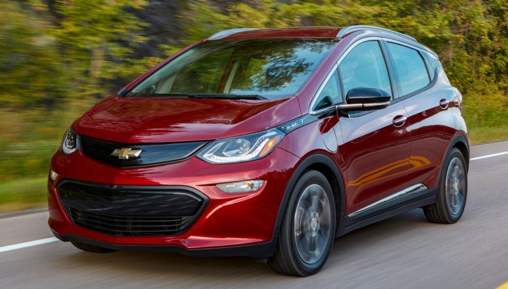 Chevrolet Bolt EV fecha semestre como o elétrico mais vendido do Brasil