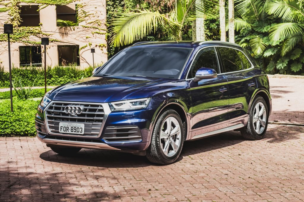 Audi Q5 Security é o Catcher Car da corrida Wings for Life 2019