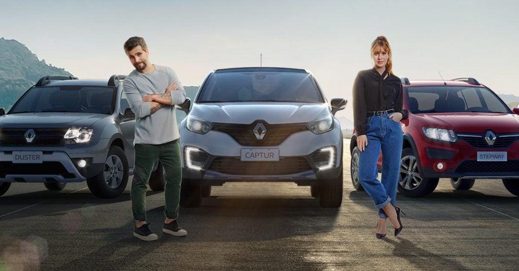 Renault fecha primeiro quadrimestre de 2019 com recorde de participação de mercado no Brasil