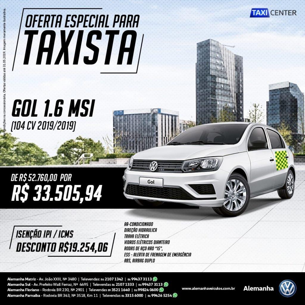 Toda a linha Volkswagen com condições imperdíveis para pessoas com deficiência, taxistas e produtores rurais: veja ofertas!