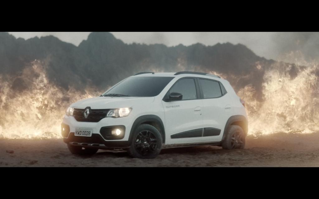 Renault apresenta o retorno de Caverna do Dragão em nova campanha do Kwid Outsider