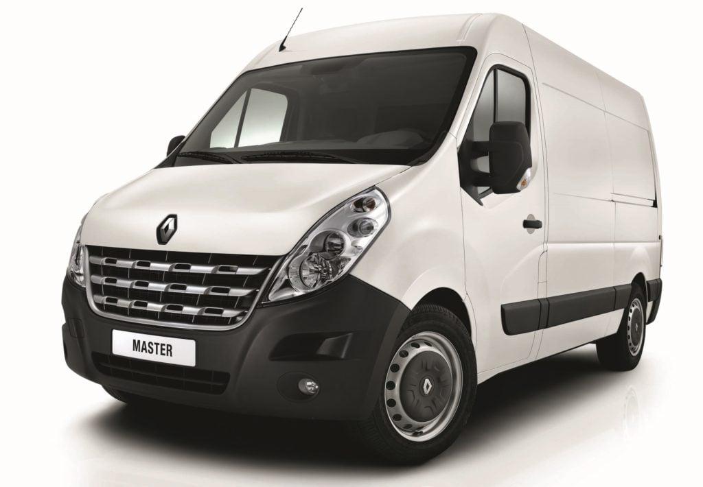 Renault Master Furgão é o utilitário mais valorizado do mercado brasileiro