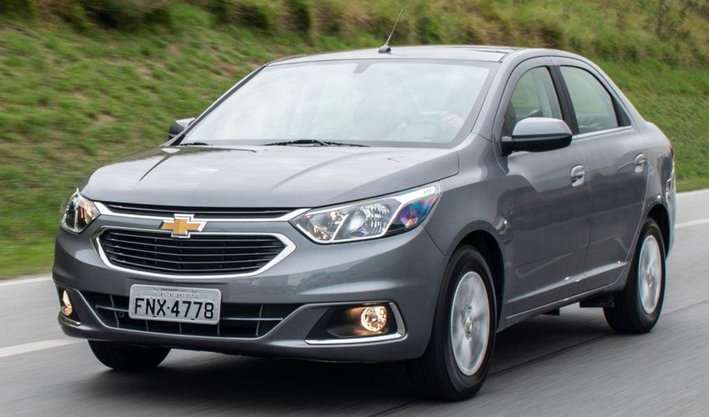 Chevrolet Cobalt 2020 chega ao mercado aprimorando sua relação custo-benefício