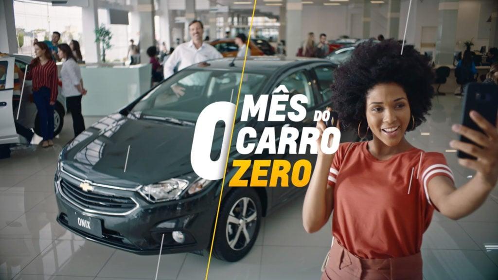 Julho é o mês oficial do carro zero com taxa zero na Chevrolet: aproveite ofertas na Canadá Veículos
