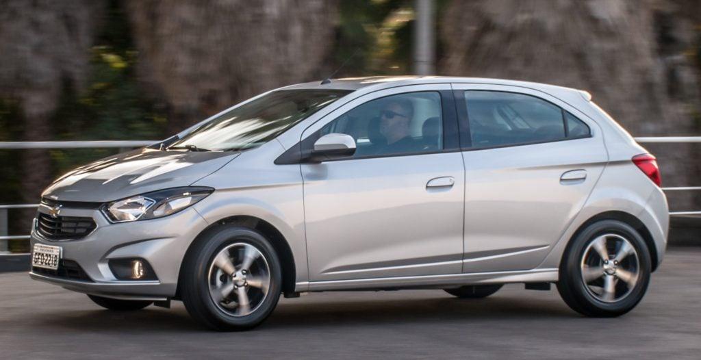 Líder no Brasil, Chevrolet Onix tem dobro de vendas do 2º colocado no primeiro semestre