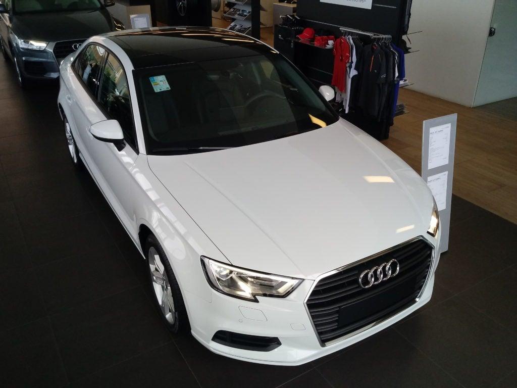 Chegou a hora de ter seu Audi 0 km! Confira as ofertas da Audi Center Teresina para A3 e Q3