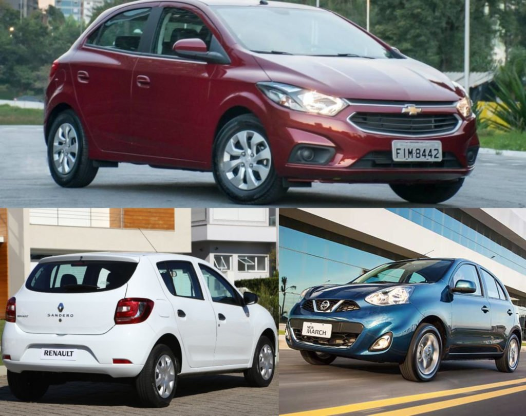 Saiba quais são os automóveis que menos perdem valor de revenda no Brasil