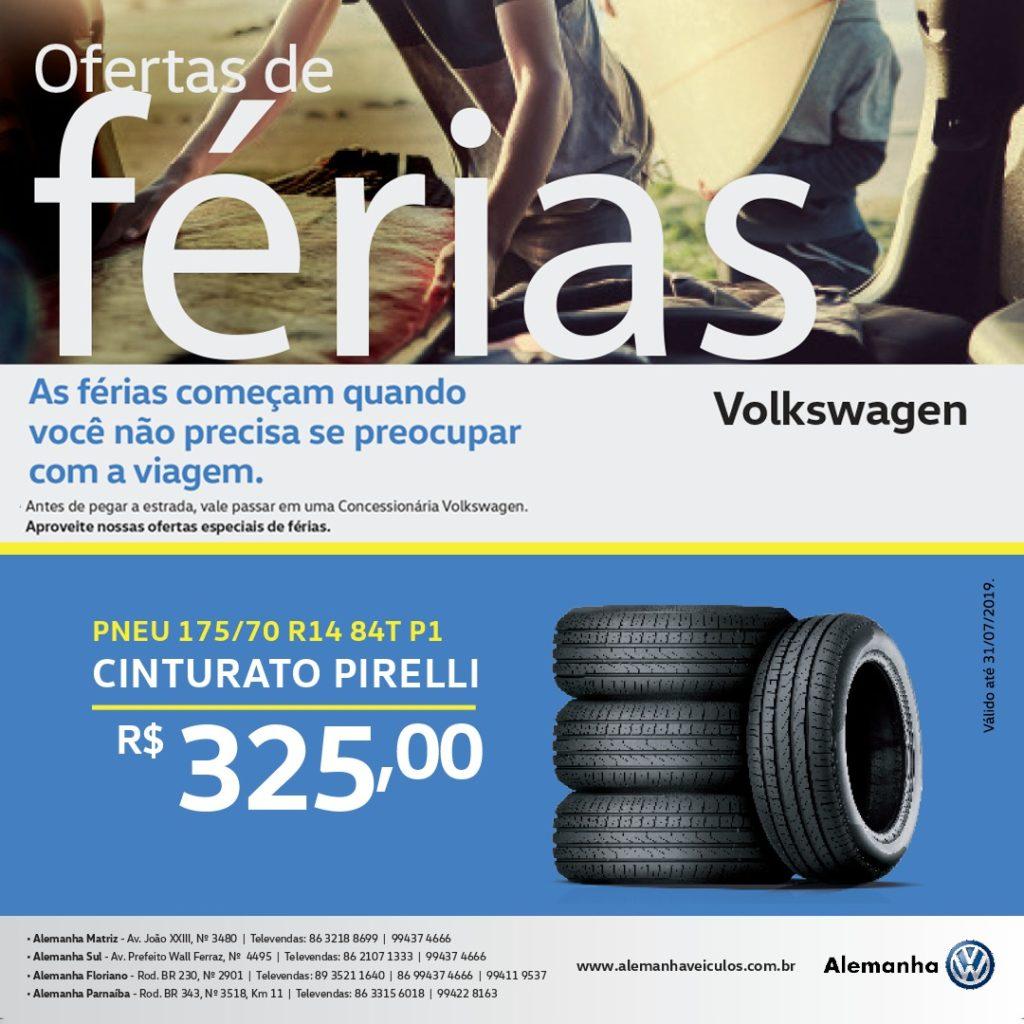 Ofertas de Férias Volkswagen: revise seu carro na Alemanha Veículos com condições imperdíveis!