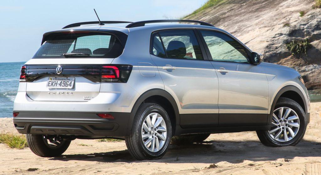 Lançamento do ano: garanta o Volkswagen T-Cross Automático com condições super especiais!