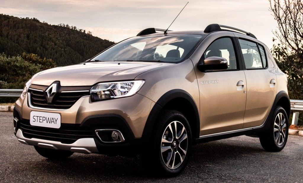 Renault lança Sandero, Logan e Stepway 2020: de cara nova, mais seguros e com câmbio automático