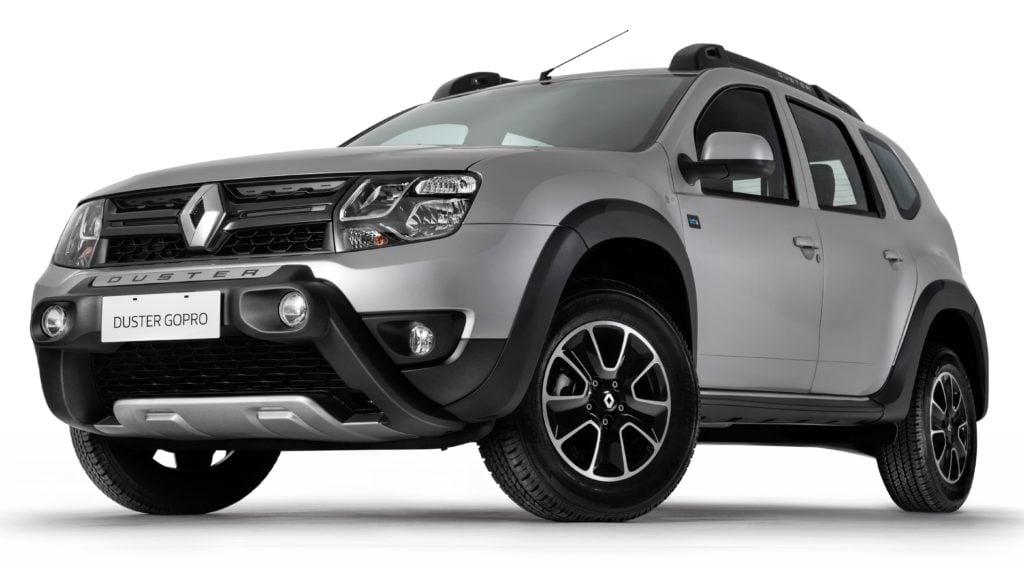 Renault Duster estreia série limitada GoPro, reforçando o espírito aventureiro do SUV
