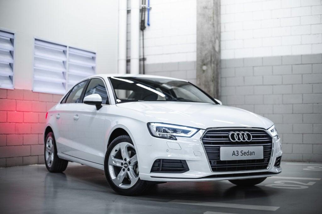 Audi comemora 25 anos de Brasil com série especial e limitada do A3 Sedan