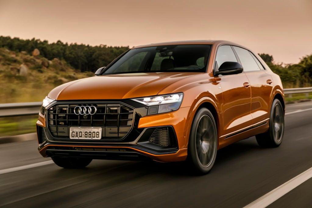 Audi Q8: o mais novo, ousado e tecnológico SUV da Família Q chega ao Brasil
