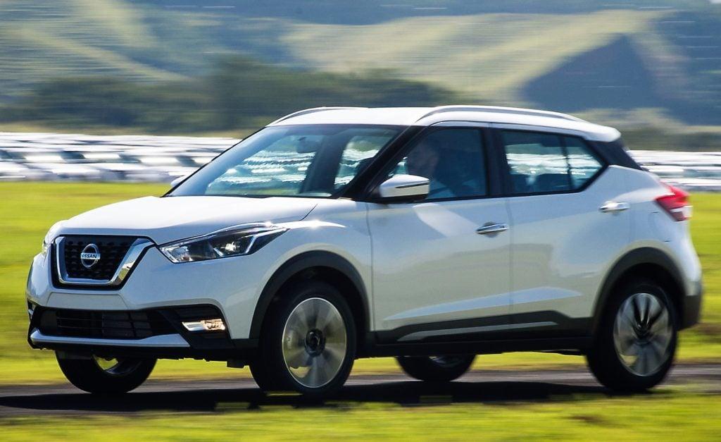 Nissan Kicks: conheça tudo sobre o SUV líder de vendas da marca no Brasil