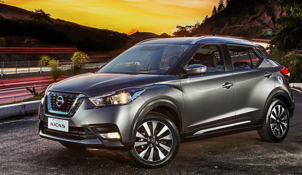 Nissan Kicks completa 3 anos de sucesso no mercado automotivo brasileiro