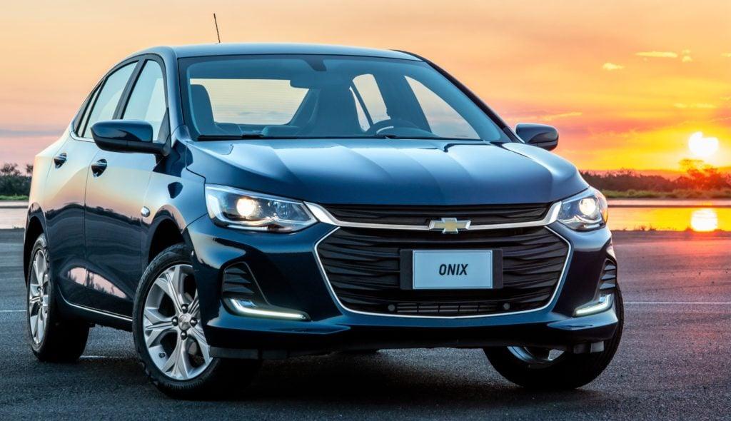 Chevrolet Onix Plus, com Wi-Fi a bordo e nota máxima em segurança, incorpora tecnologias do Cruze