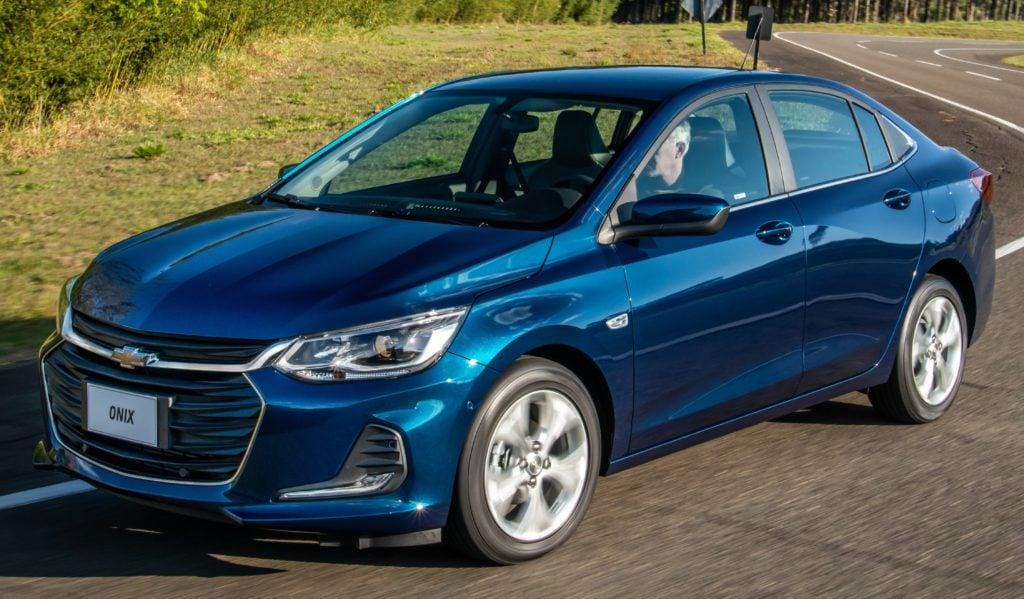 Chevrolet dobra produção do novo Onix Plus para atender à enorme demanda pelo novo sedan