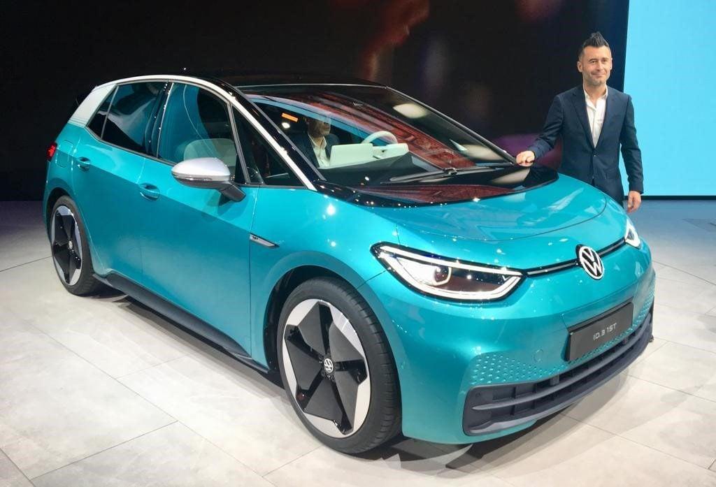 Volkswagen ID.3: elétrico marca nova era e conta com participação de brasileiros em seu projeto