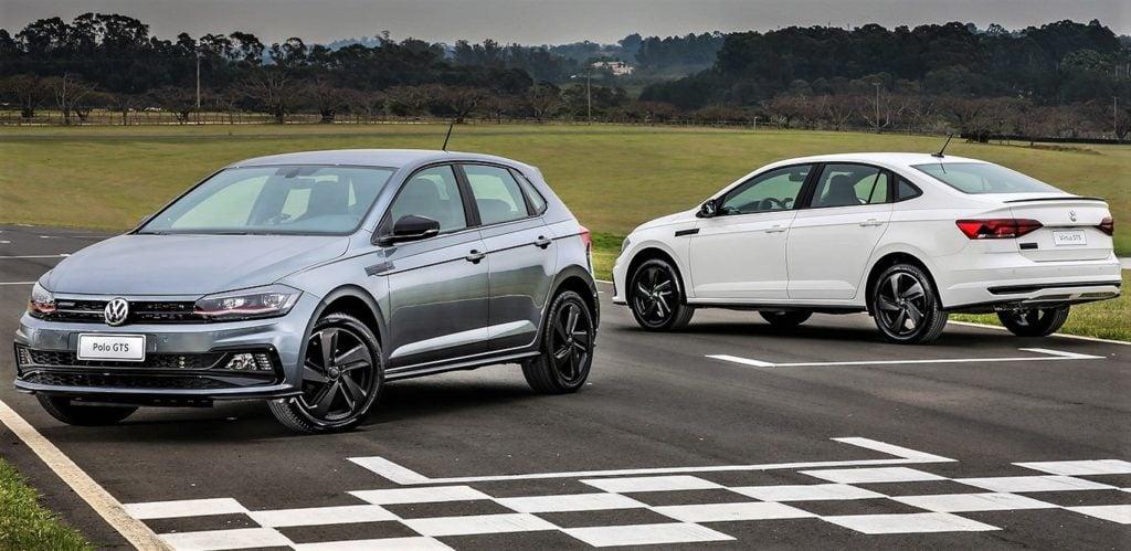Volkswagen confirma lançamento dos esportivos Polo GTS e Virtus GTS, com motor Turbo de 150 cavalos