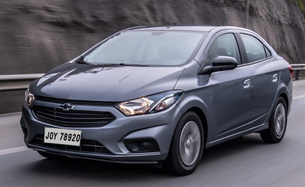 Chevrolet Joy Plus: novo sedã da marca chega com visual renovado e mais equipamentos