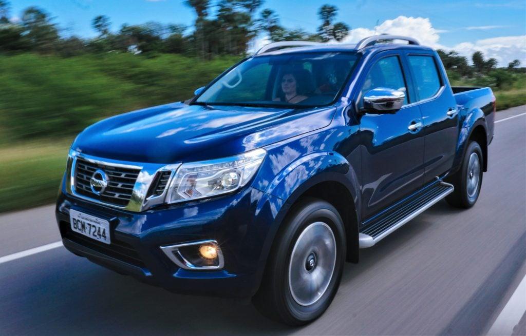 Nova Nissan Frontier é eleita a Melhor Pick-Up na premiação Car Awards Brasil 2020