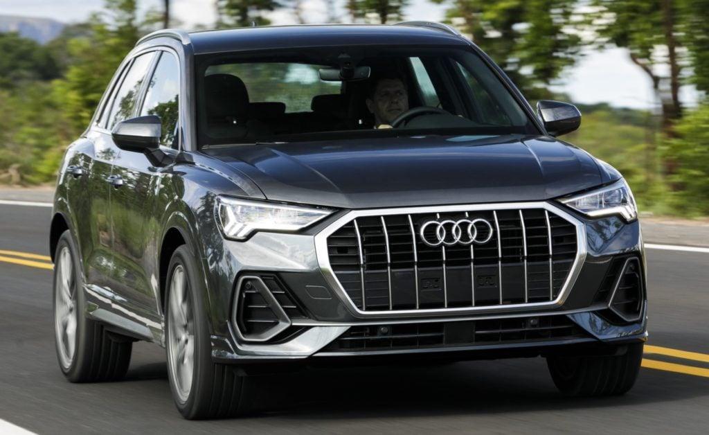 Audi Q3 evolui em design e conteúdo para superar outros SUVs de luxo