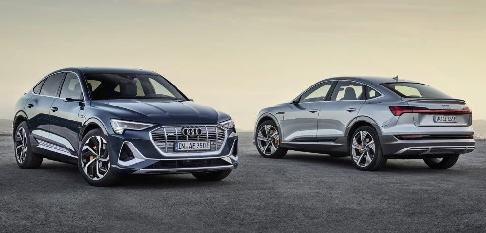 Audi RS Q8 e e-tron Sportback são os SUVs de maior destaque no Salão de Los Angeles