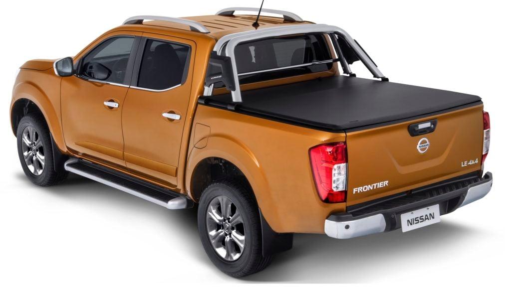 Nissan Frontier ganha gama de acessórios que a deixam uma pick-up forte de verdade