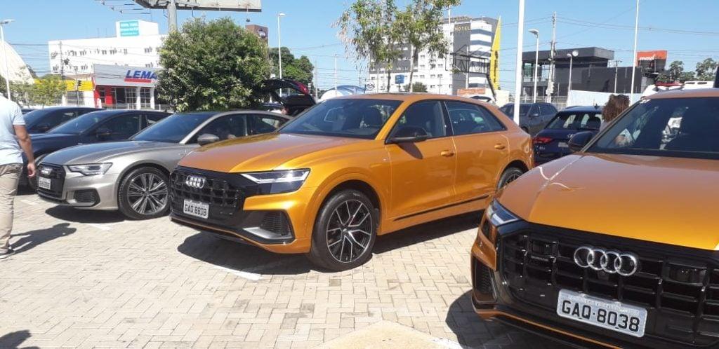 Audi Brand Days reúne toda a inovação dos lançamentos Premium da marca
