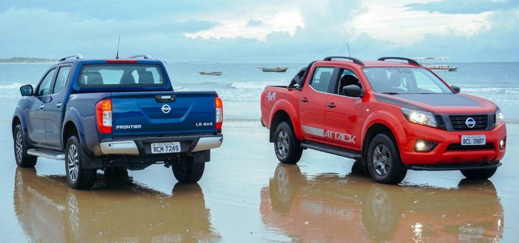 Confira 10 motivos para escolher a Nissan Frontier: picape robusta e fácil de manter