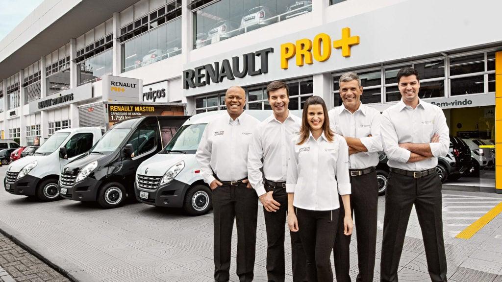 Renault é eleita uma das melhores empresas para se trabalhar no Brasil pela 9ª vez