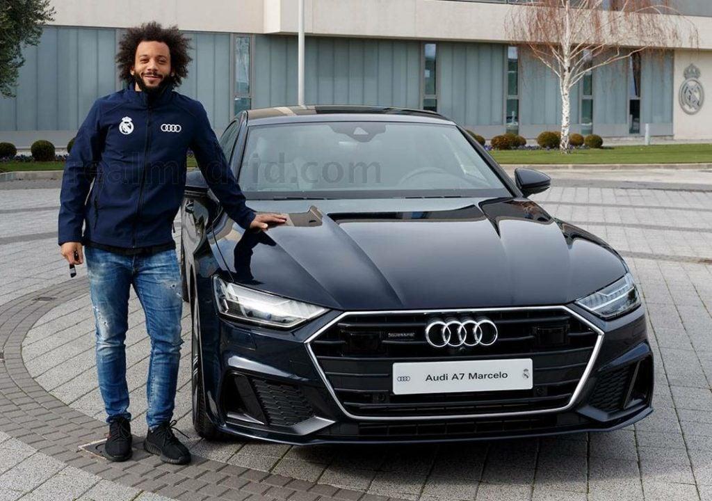 Audi entrega carros aos jogadores do Real Madrid: saiba quais modelos foram escolhidos!