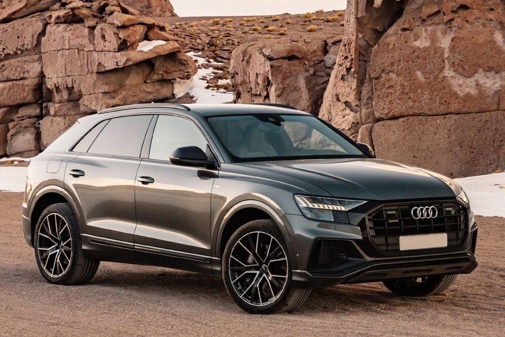 Audi Q8 é eleito o melhor SUV do segmento no Prêmio Top Car TV 2019