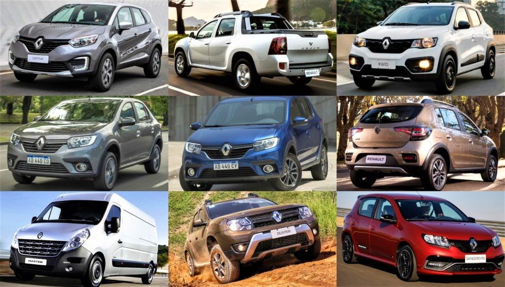 Renault completa 10 anos consecutivos de crescimento no mercado brasileiro